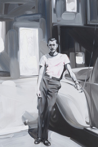 Untitled (Dad with Car)