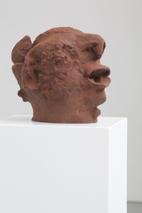 Man is what the head is, by Mathieu Kasiama