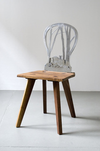 "A ""Forest"" Chair"