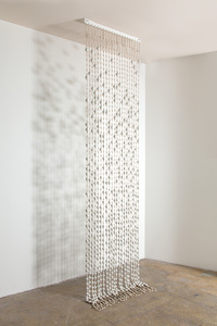 """Knots and Bead Curtain"""