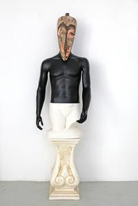 Art syncrétique, 1964, sculpture génétique culturelle 1984, en remake 2011