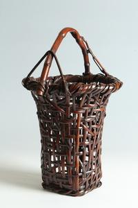 Bamboo Basket (T-3883)