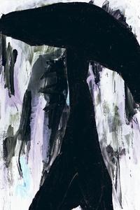 Autoportrait recyclé #10