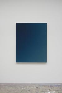 Fade XI (Indigo Blue Turquoise)