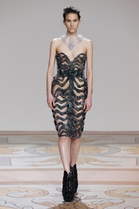 Dress, from Wilderness Embodied Couture collection
