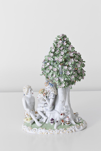 Taste of Paradise [Courtesy MEISSEN COUTURE® Art Collection]
