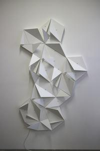 Origami Permutation Hexa Rhombi