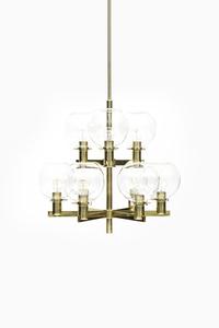 Hans-Agne Jakobsson ceiling lamp model T-348/9