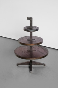 No. 31 Flame Cut Cake Stand