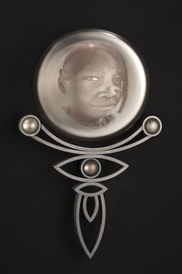 Mirror, Himba Portrait Series