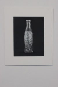 "Formalizing their concept: Luis Camnitzer's ""Coca-Cola bottle filled with Coca-Cola bottle, 1973"""