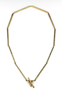 Lunar Triangulum Necklace