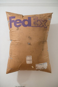 Inflatable Cardboard Box (FedEx)