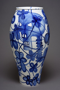 Grand Vase Charpin