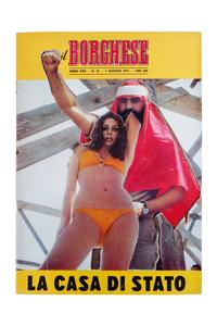 Uncover - Il Borghese 1 Agosto 1971