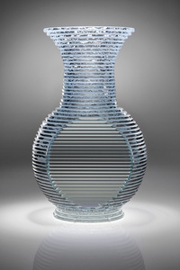 Middy Solid Vase Form #20