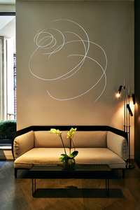Pirouette Light Drawing