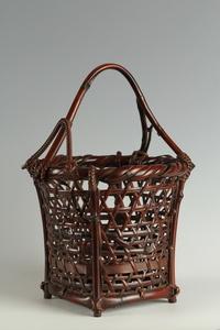 Bamboo Basket (T-3676)