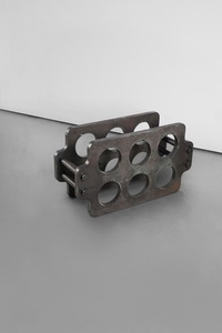 No. 30 Flame Cut Wine Rack