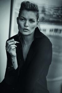 Kate Moss, Paris