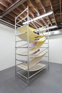 Frances Trombly: Over and Under in the Project Room