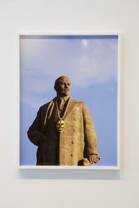 Monumental Bling: Lenin East Berlin on Lenin Volgograd 2