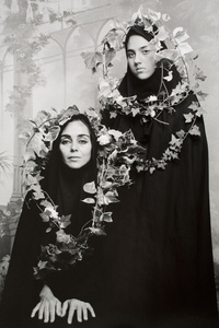 Shirin Neshat,Untitled (from 'Women of Allah' series), 1995