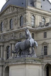 """""""Horse (Paris, Hôtel de Ville)"""""""