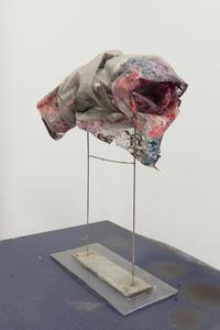 Faltungs- und Rollskulptur