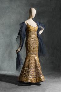 """Karl Lagerfeld pour Chanel, Robe du soir """"Coromandel"""""""