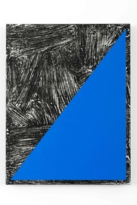 Untitled (Triangle Painting #18)