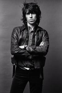 Keith Richards, Classic, Los Angeles