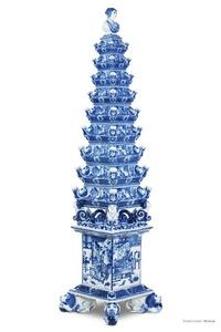 Flower Pyramid Original