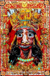 He Who Shakes The Earth (Pachacuti – Inca King)