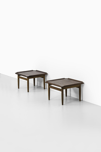 Kurt Østervig side tables