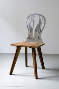 "A ""New York"" Chair"