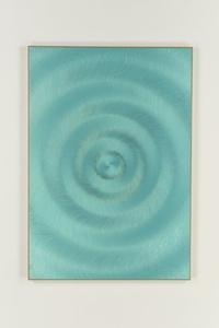 Coalescence (Iridescent Blue Green)