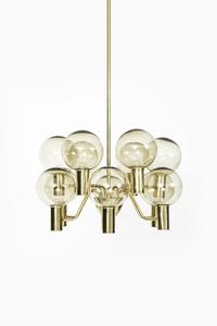 Hans-Agne Jakobsson ceiling lamp model T-372/12