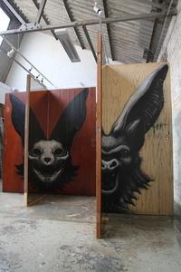 Osborn Bat Installation