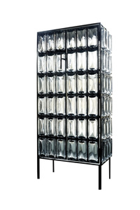 Tall Triscota Cabinet
