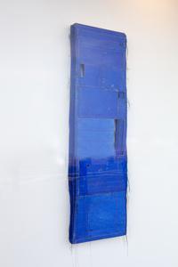 Flat Painting Blue