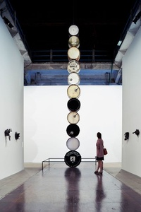 Muffled Drums (Installation view)