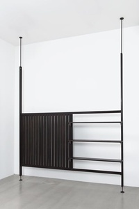 Rack-and-Pinon Room Partition