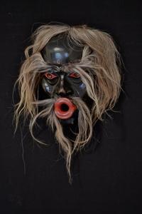 Tsonoqua Copper Chief Mask