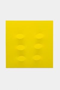 Sei ovali gialli