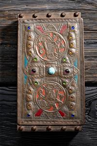 Jeweled Pelican Box