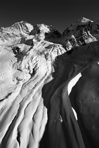 Tschierva Glacier, Switzerland