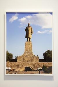 Monumental Bling: Lenin East Berlin on Lenin Volgograd 3