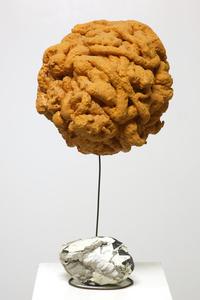 Untitled (Orange Foam)