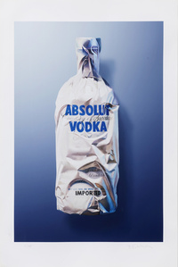 Wrapped moment of Absolut.